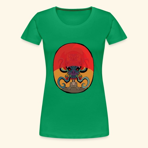 War of the worlds - Women's Premium T-Shirt