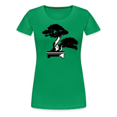 bonsai tree - Women's Premium T-Shirt