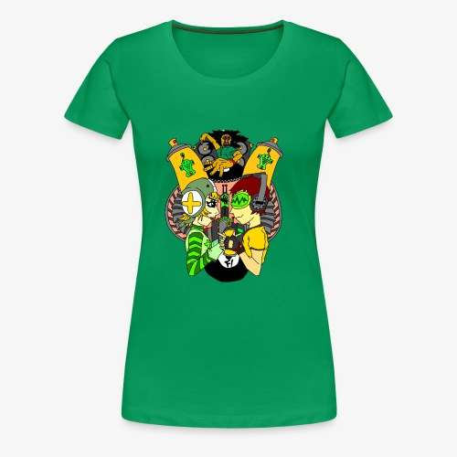 JGR Fantasy - Women's Premium T-Shirt