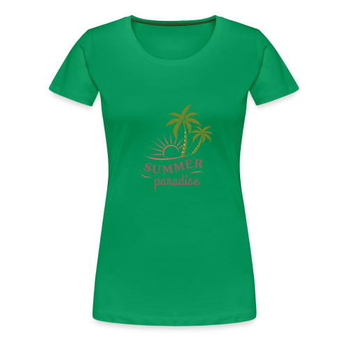 design-10 - Women's Premium T-Shirt