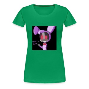 Bonnie vlogs merch - Women's Premium T-Shirt