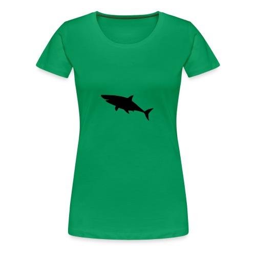 Shark - Women's Premium T-Shirt