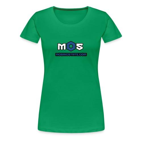 Mosaic State - Women's Premium T-Shirt