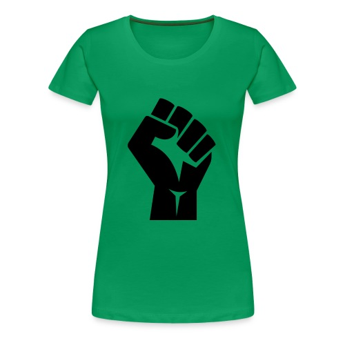 Fist Strong - Women's Premium T-Shirt