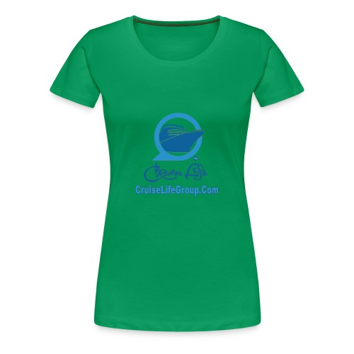 Cruise Life Classic - Women's Premium T-Shirt