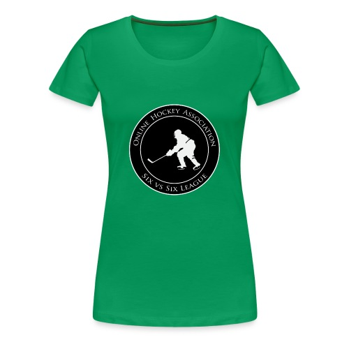 OHA Official - Women's Premium T-Shirt