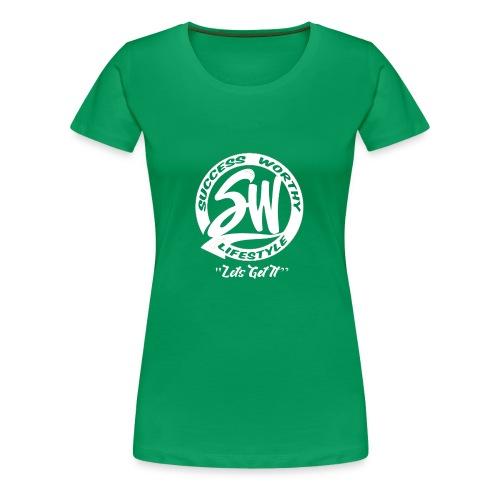 SW_white - Women's Premium T-Shirt