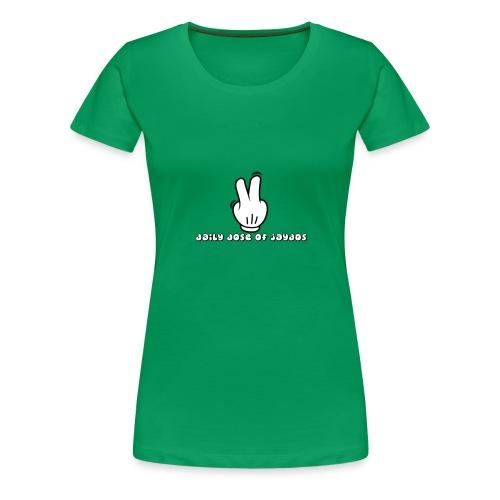 DailyDoseOfJaydos - Women's Premium T-Shirt
