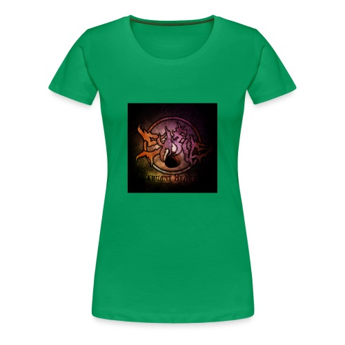 Sykeus Truant Heart - Women's Premium T-Shirt
