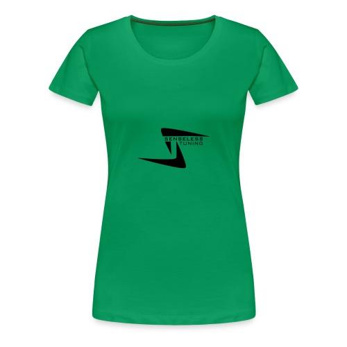 Senseless Tuning Merchandise - Women's Premium T-Shirt