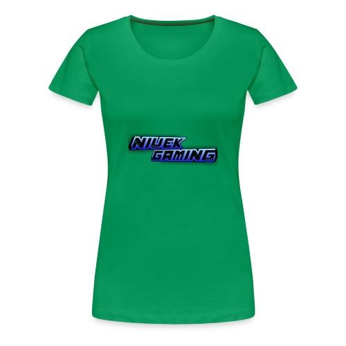 NIVEK Gaming Logo - Women's Premium T-Shirt