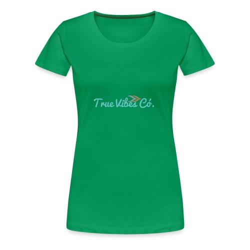 TrueVibes x Pastel Collection - Women's Premium T-Shirt