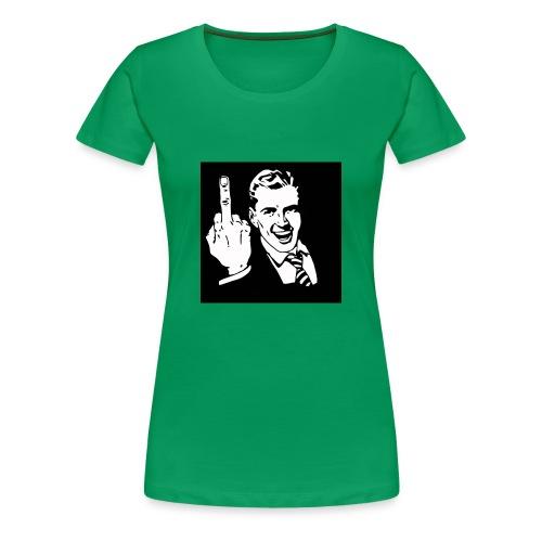 fuck yeah - Women's Premium T-Shirt