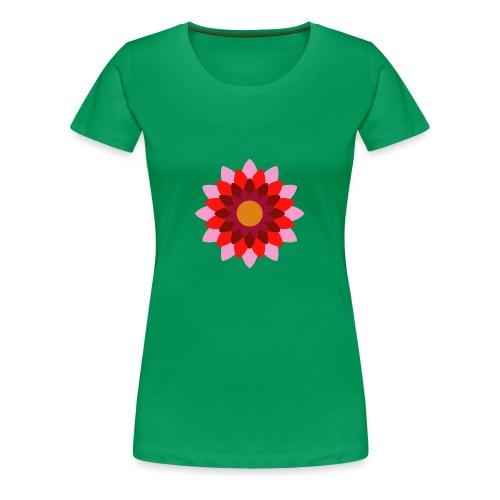 Pattern - Women's Premium T-Shirt