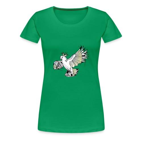 Cockatoo - Women's Premium T-Shirt