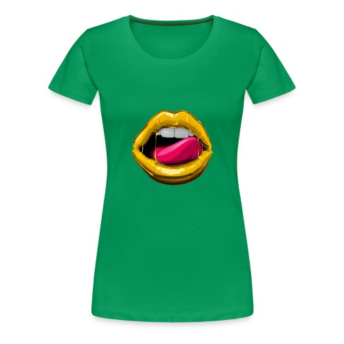 GOOD LIPZ - Women's Premium T-Shirt