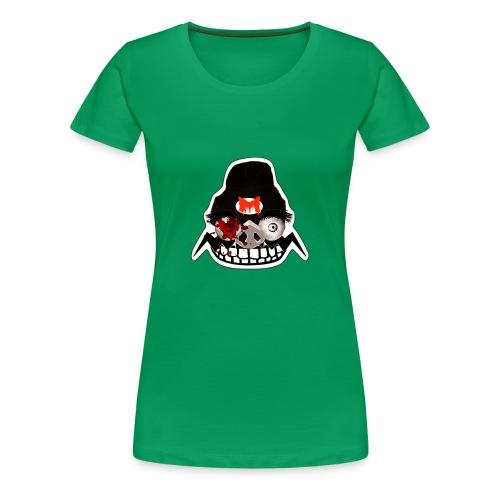 MRMEME_HALLOWEEN - Women's Premium T-Shirt