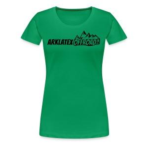 ArkLaTex 2018 BLK - Women's Premium T-Shirt