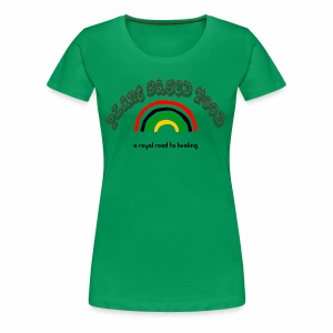 plant based food - Women's Premium T-Shirt