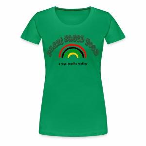 plant based food - Women's Premium T-Shirt