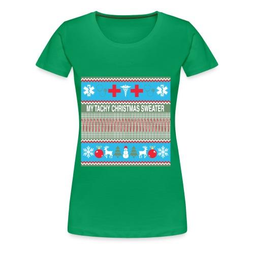 tacky christmas - Women's Premium T-Shirt