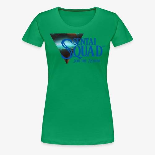 Sentai Squad, Assemble! - Women's Premium T-Shirt
