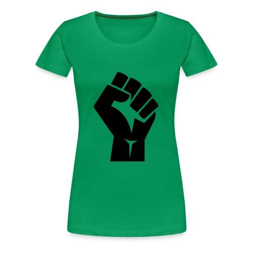 Fist Strong - Women's Premium T-Shirt