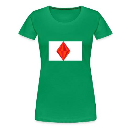 firegem - Women's Premium T-Shirt