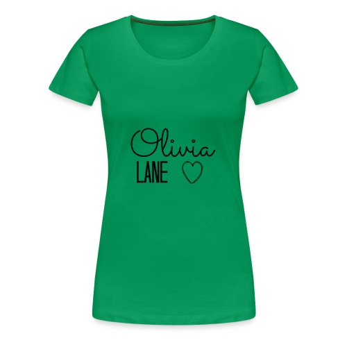 Olivia Lane Heart - Women's Premium T-Shirt