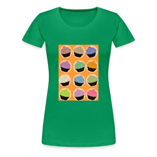 Cupcake TIme - Women's Premium T-Shirt