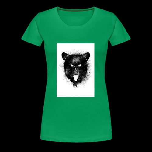 BEAR Fierce - Women's Premium T-Shirt