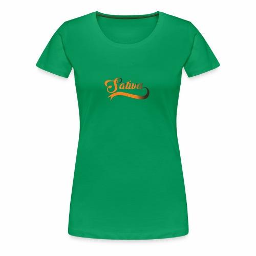 Sativa Shirts - Women's Premium T-Shirt
