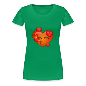 The Heart Lover - Women's Premium T-Shirt