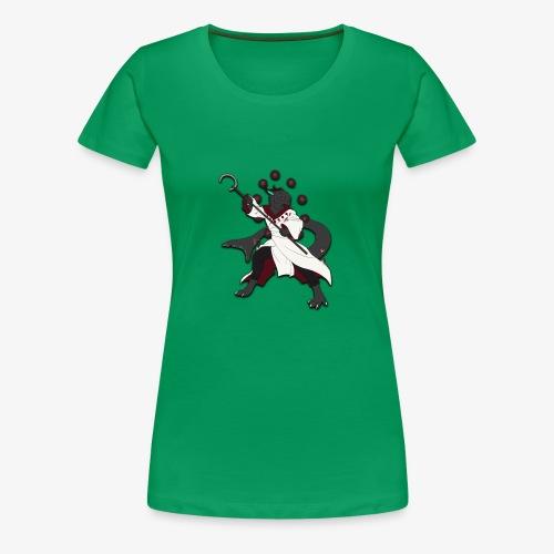 The official Rikudou Dragon product - Women's Premium T-Shirt