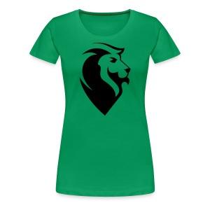 JUDAH Logo - Women's Premium T-Shirt