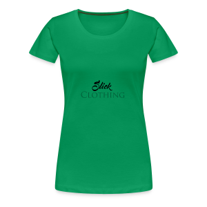 Slick Clothing - Women's Premium T-Shirt