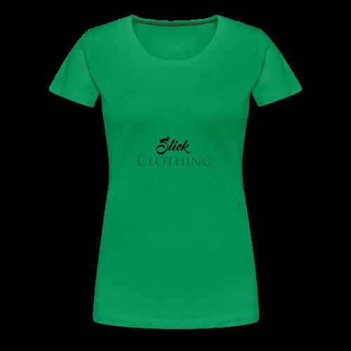 Slick Clothing - Women's Premium T-Shirt