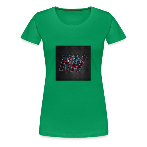 NWmaniac LOGO - Women's Premium T-Shirt