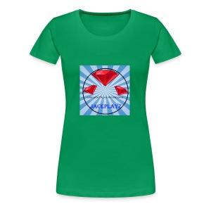 The official JacePlayzYT Shirt - Women's Premium T-Shirt
