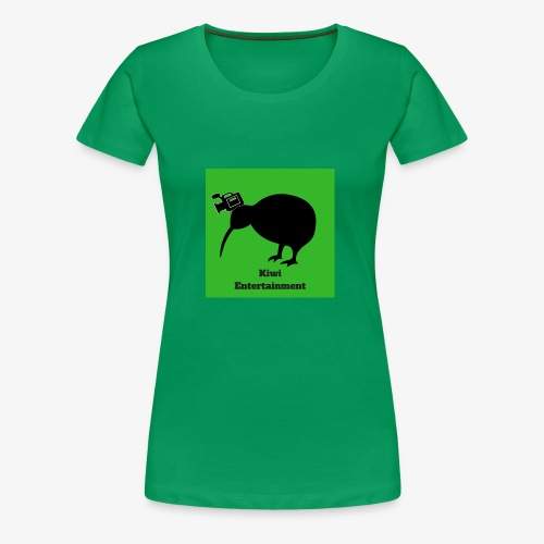 Kiwi Entertainment - Women's Premium T-Shirt