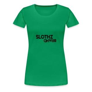 Slothzbrand - Women's Premium T-Shirt