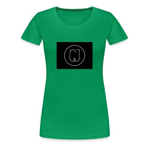 CJ - Women's Premium T-Shirt