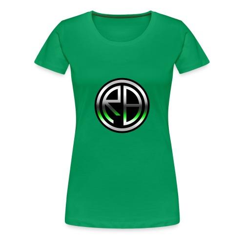 RB Comics logo - Women's Premium T-Shirt