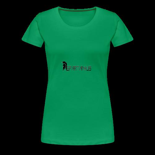 Spartanhub - Women's Premium T-Shirt