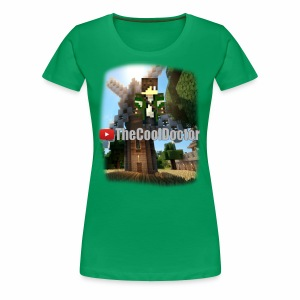 Main Apparel and accessories - Women's Premium T-Shirt