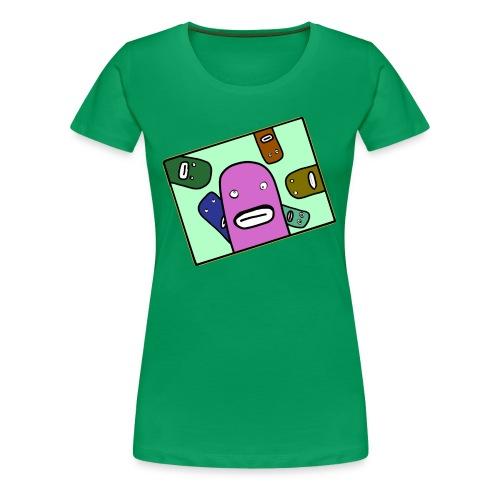 Wat? - Women's Premium T-Shirt