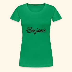 Great Benjamin - Women's Premium T-Shirt