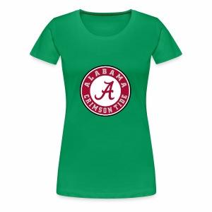 alabama 3 - Women's Premium T-Shirt
