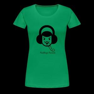 RealBoyz Records - Women's Premium T-Shirt