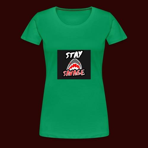 AFBC021C 0CAA 4F66 BE84 004107144591 - Women's Premium T-Shirt
